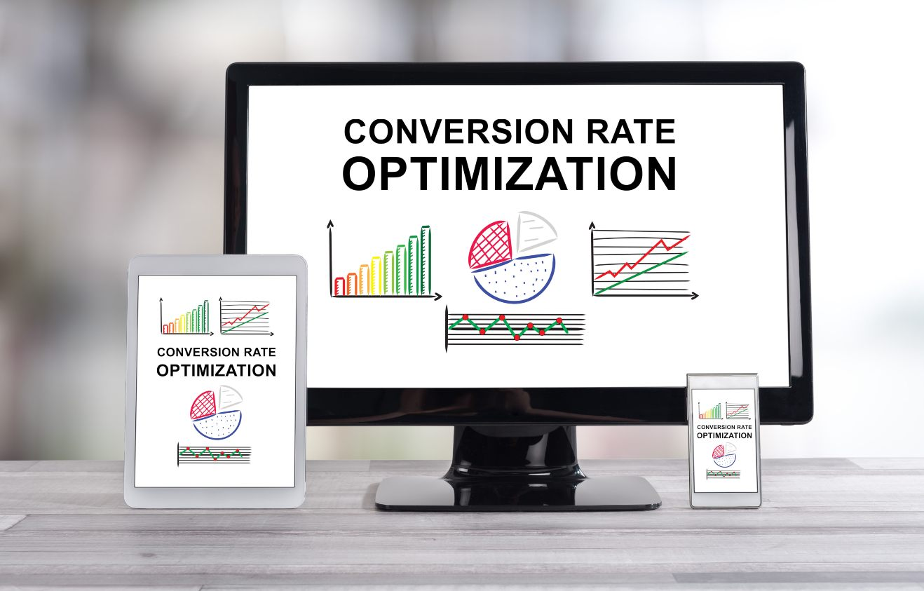 Online conversion rate: Are you reaching goals?